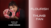 Thumb Fan Flourish by Shin Lim (Single Trick) video DOWNLOAD