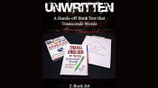 Unwritten: A Hands-off Book Test that Transcends Words (2-Book Set) by J C SUM - Trick
