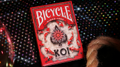 The Bicycle Koi Playing Cards