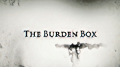 BURDEN BOX by Paul Hamilton - Trick