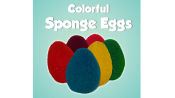 Colorful Sponge Eggs by Timothy Pressley and Goshman- Trick