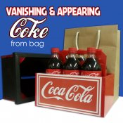 Vanishing & Appearing 6 Coke Bottles