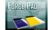Force Pad 2 (Small/Blue) Set of Two by Warped Magic - Trick