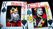 BLACK OR KING? by Magic Willy (Luigi Boscia) video DOWNLOAD