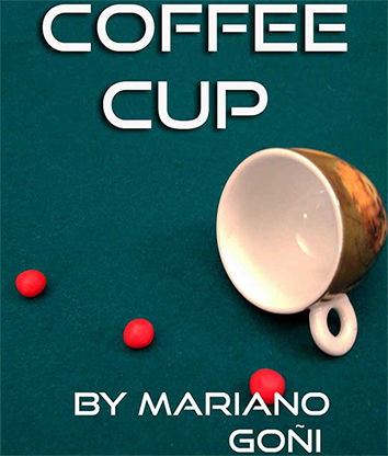 COFFEE CUP by Mariano Goni - Trick
