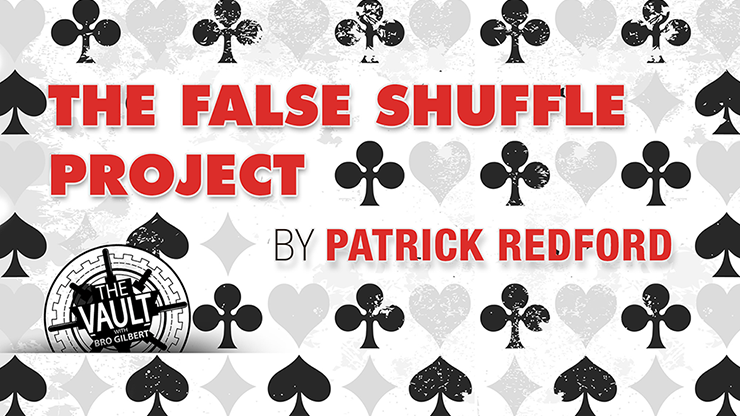 The Vault - False Shuffle Project by Patrick Redford video DOWNLOAD