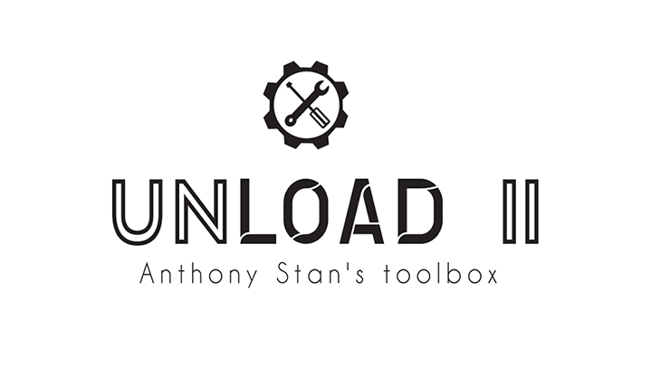 UNLOAD 2.0 RED by Anthony Stan and Magic Smile Productions