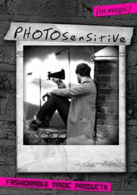 PHOTOsensitive by Matthew Leatherbarrow