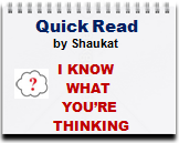 Quick Read by Shaukat - eBook DOWNLOAD