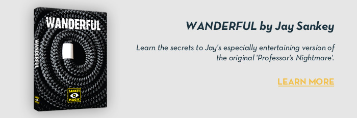 Wanderful by Jay Sankey
