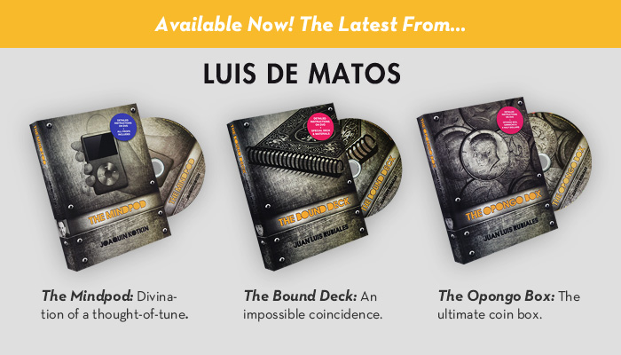 The Latest from Luis de Matos
