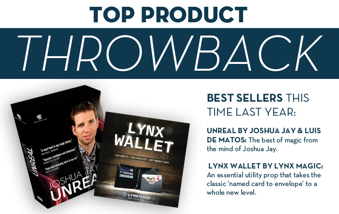 Unreal DVD and Lynx Wallet