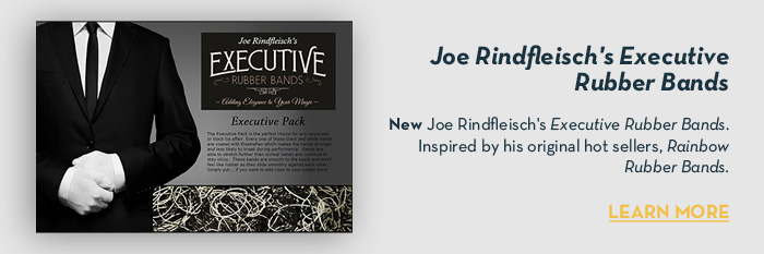 Joe Rindfleisch's Executive Rubber Bands