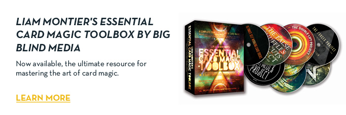 Essential Card Magic Toolbox by Big Blind Media