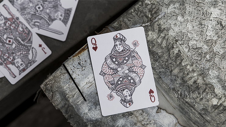 Street Edition Playing Cards by Joker and the Thief - Click Image to Close