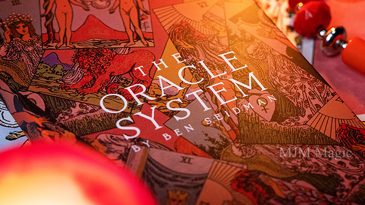 The Oracle System (Gimmicks and Online Instructions) by Ben Seidman - Trick