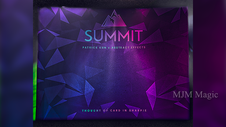 Summit (Gimmicks and Online Instructions) by Patrick Kun and Abstract Effects - Trick