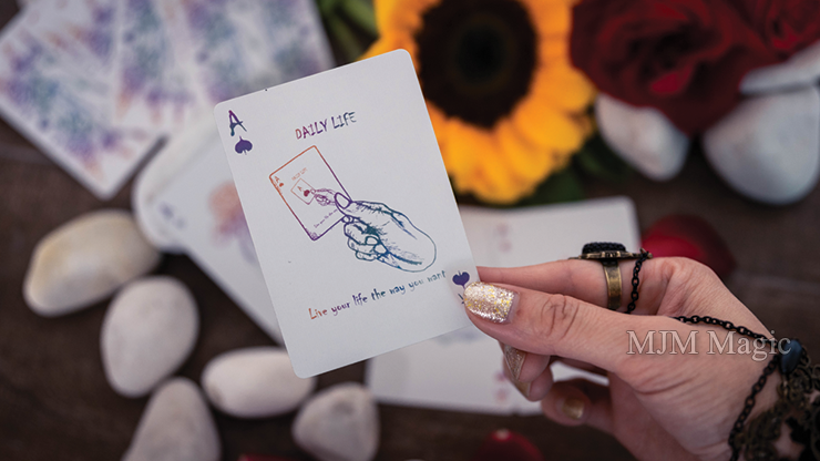 Skymember Presents Daily Life (Standard Edition) Playing Cards by Austin Ho and The One - Click Image to Close