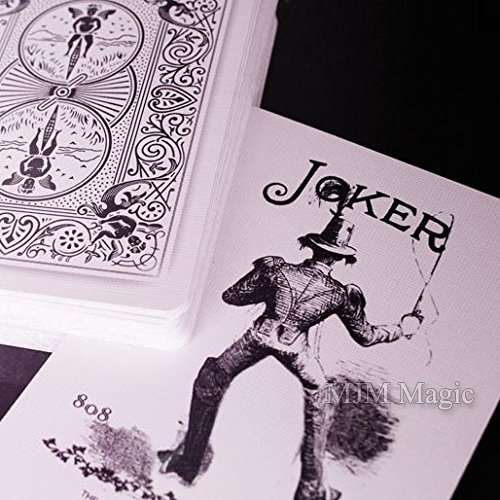 Ghost Deck by Ellusionist - Click Image to Close