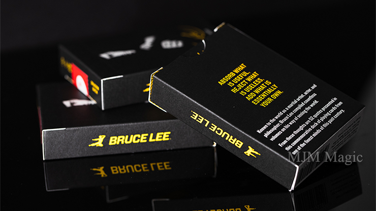Official Bruce Lee Playing Cards - Click Image to Close