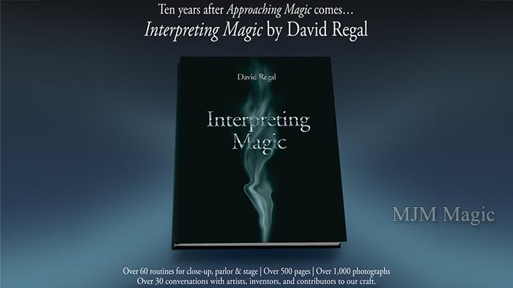 Interpreting Magic by David Regal - Book