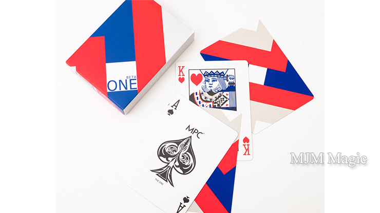 The ONE Playing Card Deck By MPC - Click Image to Close