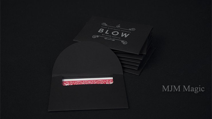 Made with Magic Presents BLOW (Blue) by Juan Capilla - Click Image to Close