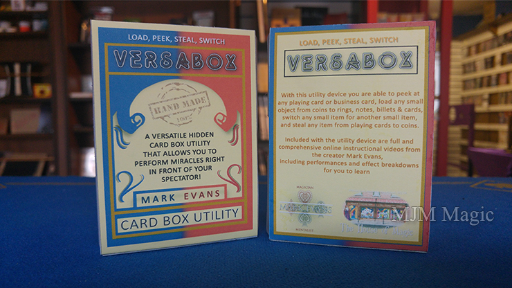 Versabox by House of Magic UK - Trick - Click Image to Close