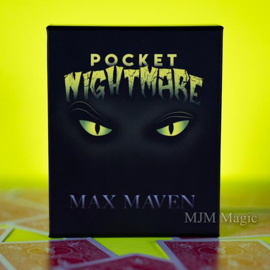 Pocket Nightmare by Max Maven - Trick
