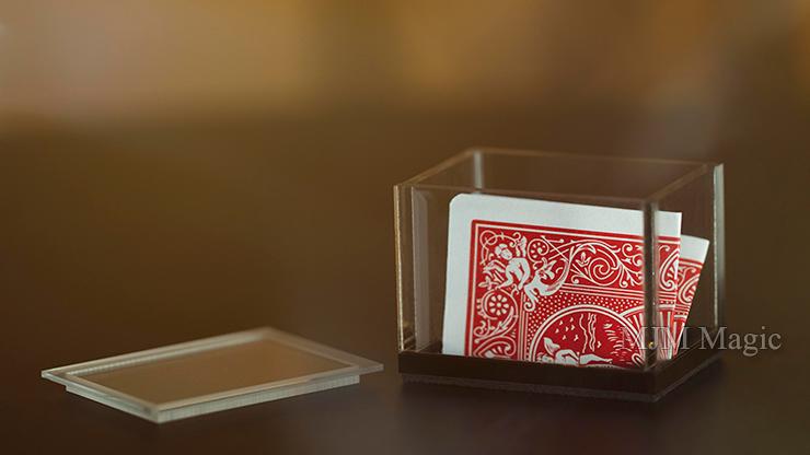 Vision Box 2.0 by Joao Miranda Magic - Trick