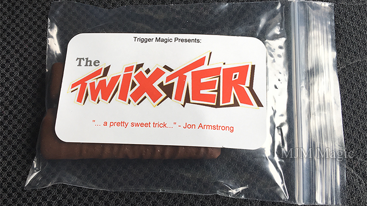 The TWIXTER by Neil Trigger - Trick - Click Image to Close