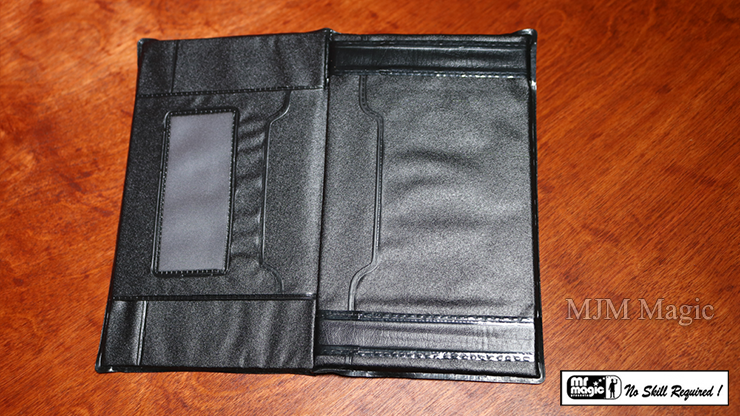 Swap Wallet (Himber Style) Plastic by Mr. Magic - Trick - Click Image to Close
