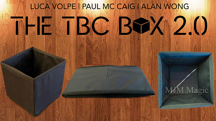 TBC Box 2 by Paul McCaig and Luca Volpe - Trick