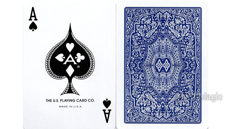 ARRCO Playing Cards (Blue) - Click Image to Close