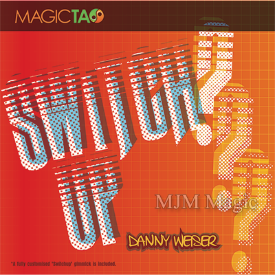 Switch Up (Red) by Danny Weiser and Magic Tao - Trick
