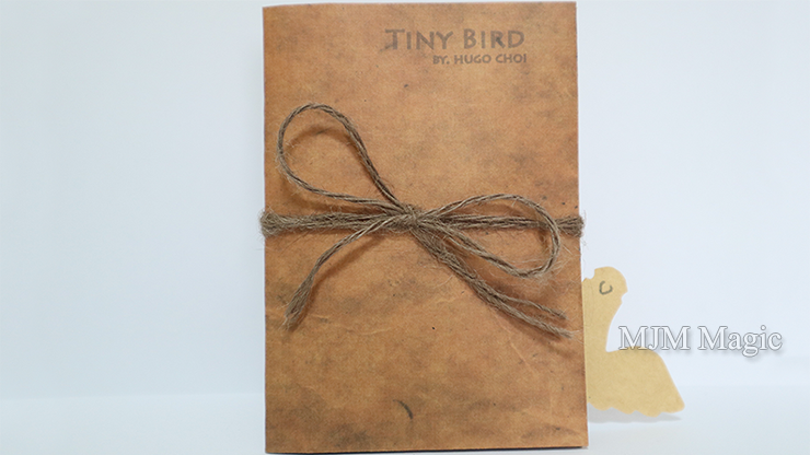 Tiny Bird (Gimmick and Online Instructions) by Hugo Choi - Trick - Click Image to Close
