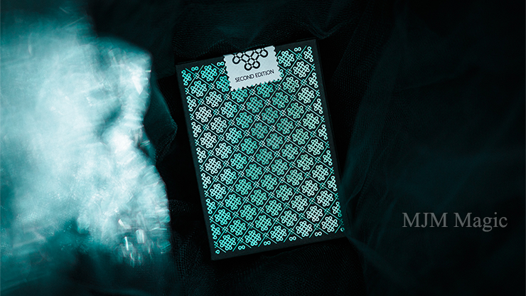 Mint 2 Playing Cards (Cucumber) - Click Image to Close