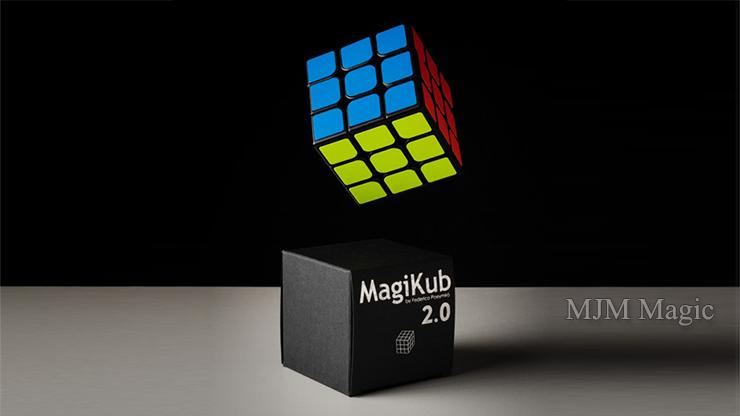 MAGIKUB 2.0 by Federico Poeymiro - Trick
