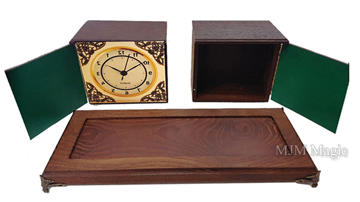 Antique Clock Box by Tora Magic - Trick - Click Image to Close