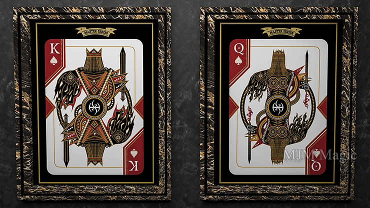 The Master Series - Lordz by De'vo (Limited Edition) Playing Cards - Click Image to Close