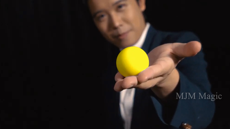 Perfect Manipulation Balls (1.7 yellow) by Bond Lee - Trick - Click Image to Close