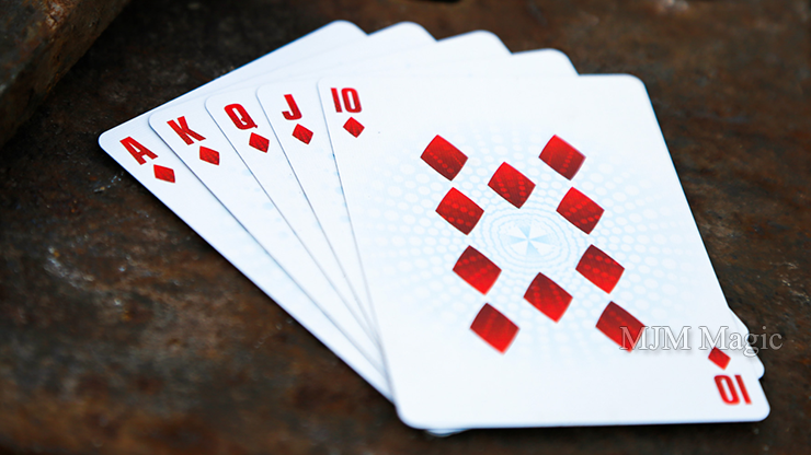 OCULUS Reduxe Playing Cards - Click Image to Close