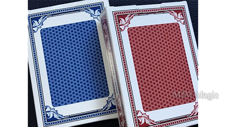 Honeybee Elite Edition (Red) Playing Cards - Click Image to Close
