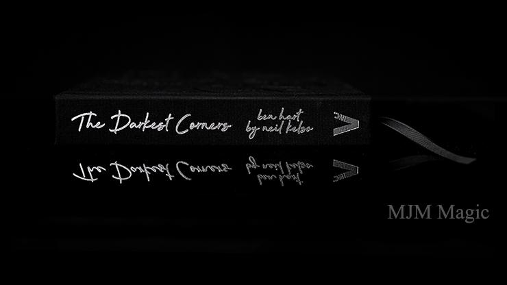 The Darkest Corners by Ben Hart - Book