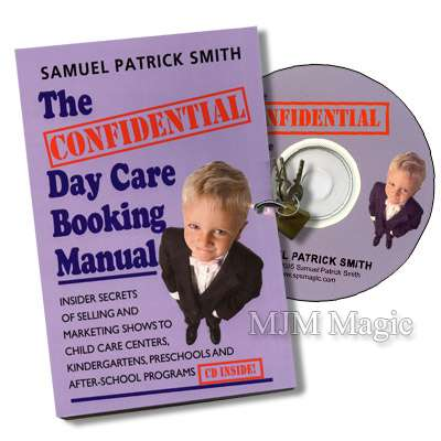 Confidential Day Care Booking Manual w/CD by Samuel Smith - Click Image to Close