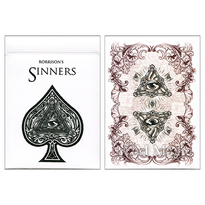 Rorrison's Sinners Deck USPCC and Enigma Ltd. - Click Image to Close