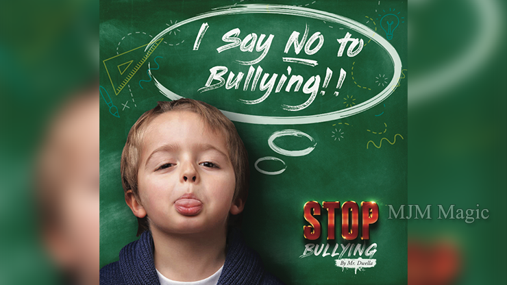 Stop Bullying by Mr. Dwella and Twister Magic - Trick