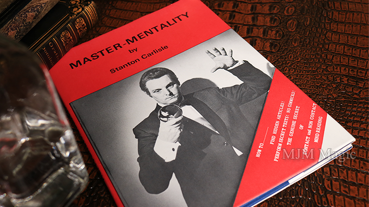 Master-Mentality (Limited/Out of Print) by Stanton Carlisle - Book - Click Image to Close