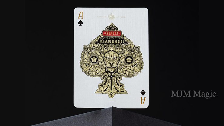STANDARDS (Flag Edition) Playing Cards by Art of Play - Click Image to Close