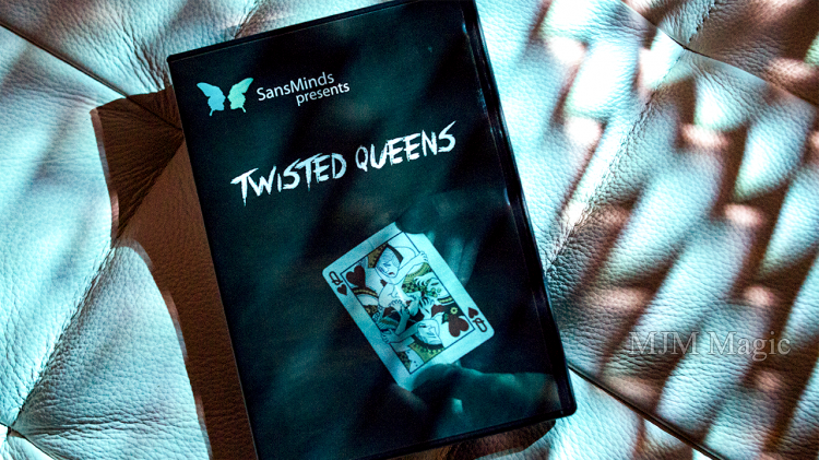 Twisted Queens (DVD and Gimmick) by SansMinds - DVD